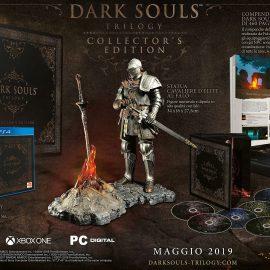 Dark Souls Trilogy – La trilogia dei soulslike è tornata e si mostra in un nuovo video!