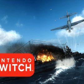 Air Conflicts Collection – Domina i cieli ovunque tu sia, su Nintendo Switch