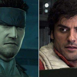 Oscar Isaac vorrebbe interpretare Snake nel film di Metal Gear Solid in arrivo