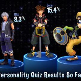Kingdom Hearts III – Il quiz sulla personalità svela che il 9.2% dei fan, sono Pippo!
