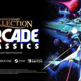 Konami Arcade Classics Anniversary Collection – Disponibile il cofanetto celebrativo!