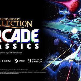Konami Arcade Classics Anniversary Collection – Disponibile il cofanetto celebrativo!