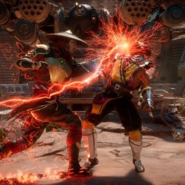 Mortal Kombat 11 – Warner Bros al Comicon di Napoli