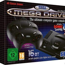 Sega – In arrivo Sega Mega Drive Mini! Lettera aperta ai fan..