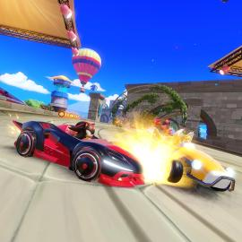SEGA svela un nuovo video gameplay di Team Sonic Racing