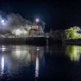Immagini dal set della serie di The Witcher di Netflix: location misteriose e suggestive