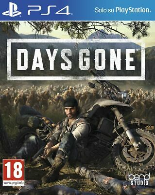 Days Gone – Recensione – PlayStation 4