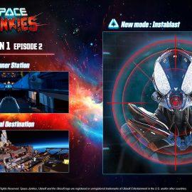 Space Junkies – Il secondo aggiornamento è ora disponibile con una nuova modalità e due mappe!