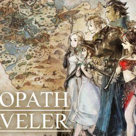 Octopath Traveler – E' ora possibile effettuare il pre-order su Steam!