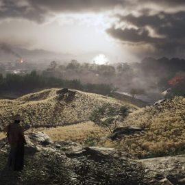 Ghost of Tsushima è stato meravigliosamente ricreato in Dreams