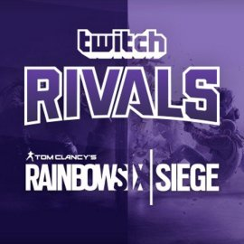 Ubisoft – Presenta Twitch Rivals X Rainbow Six Siege Celebrity Showdown!