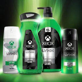 Che odore ha la follia? Chiedetelo ad XBOX… Ecco i prodotti corpo!