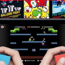 Nintendo sta valutando di espandere la libreria di Switch Online oltre il NES