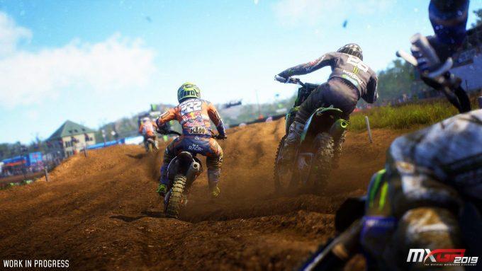 Milestone - Svela i primi video di gameplay di MXGP2019 News Videogames