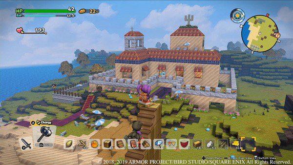 Dragon Quest Builders 2 - Esplora Costruisci e Crea dal 27 giugno 2019! News Videogames