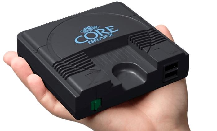 Konami - Annunciata la console PC Engine Core Grafx Mini Hi-Tech Nerd&Geek News Retrogames