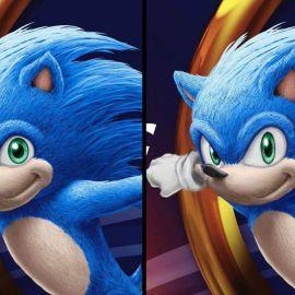 Il nuovo look di Sonic! Ma è solo un nuovo fanmade…