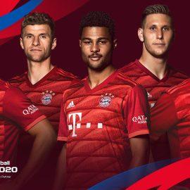 Konami – Annuncia di aver siglato una partnership ufficiale con il Bayern Monaco