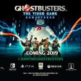 Ghostbusters: The Video Game Remastered sarà venduto per Switch solo da GameStop