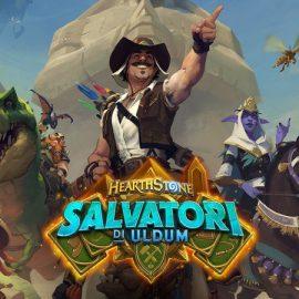 Hearthstone – I giocatori sono chiamati a salvare il mondo dal M.A.L.E. in Salvatori di Uldum!