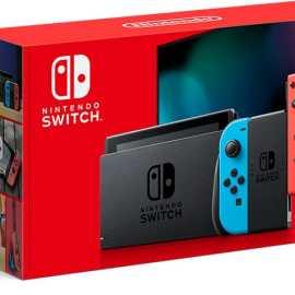 Nintendo – Nuova Switch con vita della batteria maggiore