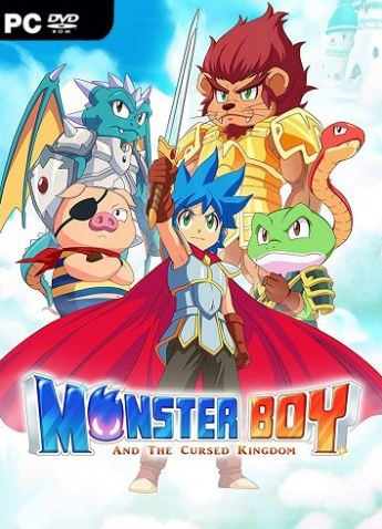 Monster Boy and the Cursed Kingdom – Recensione – PC