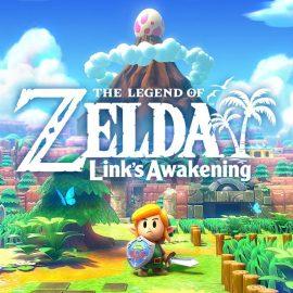 Nintendo Switch Lite e Zelda Link's Awakening conquistano il mercato giapponese