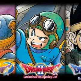 Dragon Quest – I classici arriveranno su Nintendo Switch il 27 settembre