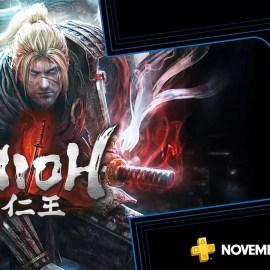 PlayStation Plus di Novembre 2019 – La selezione prevede Nioh e Outlast 2