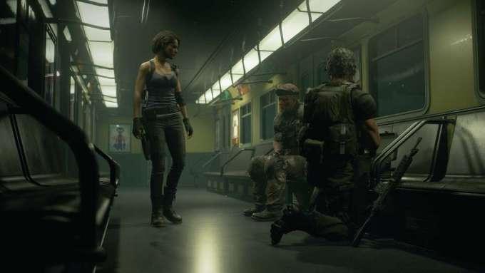 Demo di RE3 disponibile dal 19 marzo - Open beta di Resident Evil Resistance dal 27 marzo! Comunicati Stampa Videogames