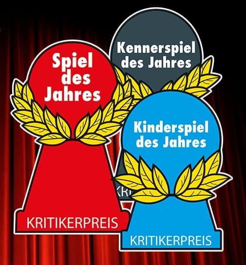 Ecco le nomination del premio Spiel des Jahres 2020 Giochi da Tavolo Nerd&Geek News