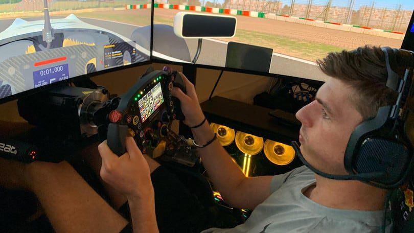 F1 2020 si mostra nel nuovo hot lap a Monaco prima del Grand Prix virtuale Comunicati Stampa Videogames