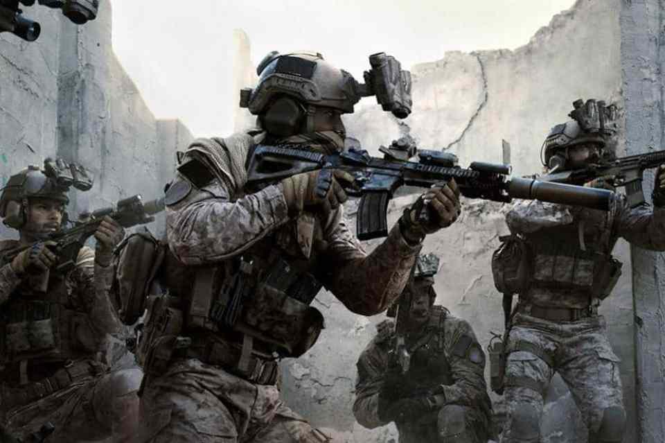 Call of Duty: Modern Warfare - Trailer della Stagione 4 Comunicati Stampa Videogames