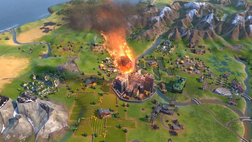 Civilization VI - Pass New Frontier disponibile con nuovi disastri naturali! Comunicati Stampa Videogames