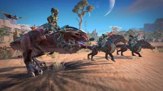 Age of Wonders: Planetfall - Invasions, la nuova espansione è tra noi Comunicati Stampa Videogames