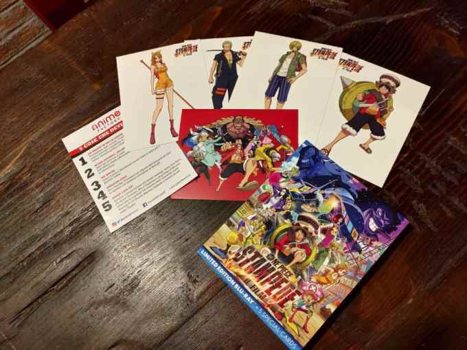 One Piece Stampede - Recensione - Takashi Otsuka Fumetti Recensioni