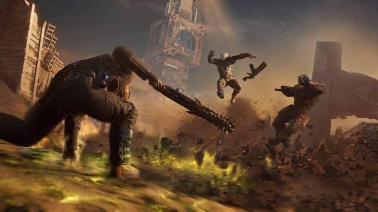 Square Enix annuncia Outriders Broadcast, nuovo show mensile sullo sparatutto in arrivo... Comunicati Stampa Videogames