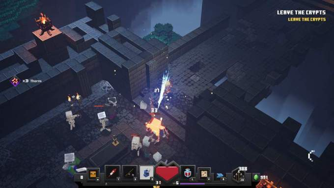 Minecraft Dungeons - Recensione - PC Recensioni Tutte le Reviews Videogames Videogiochi