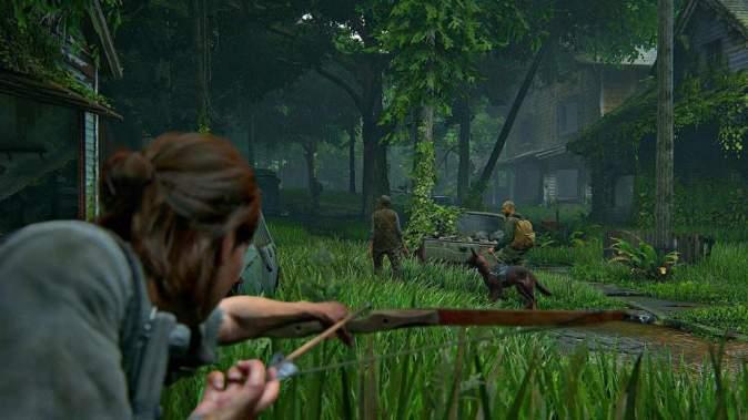 The Last of Us Parte II su PS5 supporta il feedback aptico News PS4 PS5 Videogames