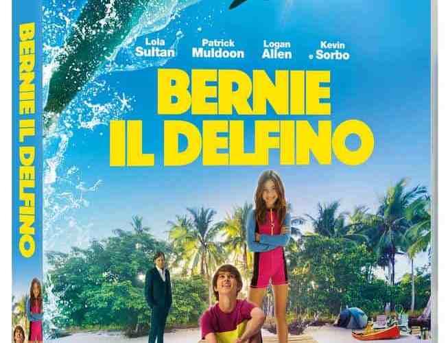 Il DVD di Bernie il delfino