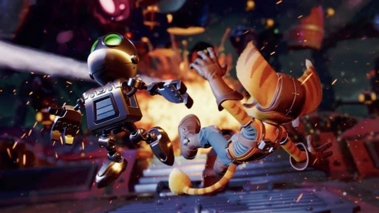 Ratchet&Clank: Rift Apart arriverà su PS5 a Giugno Giochi News PS5 Videogames
