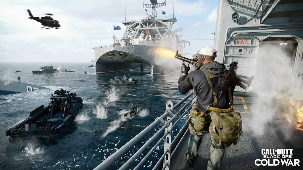 Call of Duty: Black Ops Cold War nuovo trailer della beta Comunicati Stampa PC PS4 Videogames XBOX ONE XBOX SERIES S XBOX SERIES X