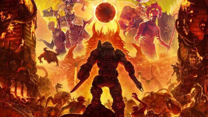 È ufficiale - Il nome del protagonista di Doom è proprio Doom Guy News OTHERS PC PS4 PS5 STADIA SWITCH Videogames XBOX ONE XBOX SERIES S XBOX SERIES X