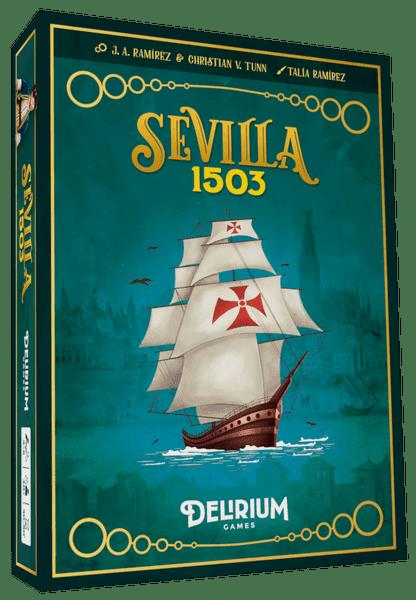 Studio Supernova annuncia i giochi The King is Dead, Sevilla 1503 e molto altro Comunicati Stampa Giochi Giochi da Tavolo