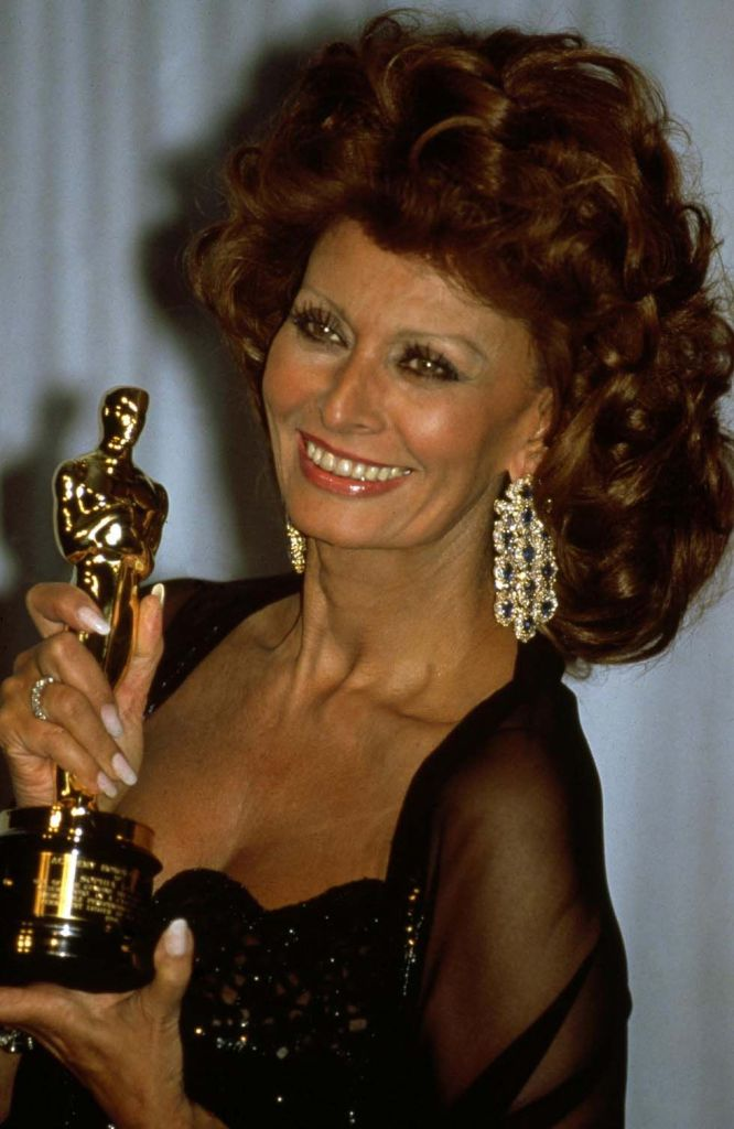 Sophia Loren agli OSCAR 2021! Cinema Cinema & TV News