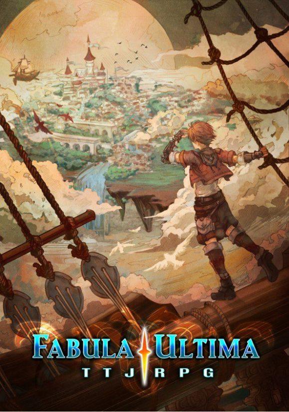 Fabula Ultima Art 1