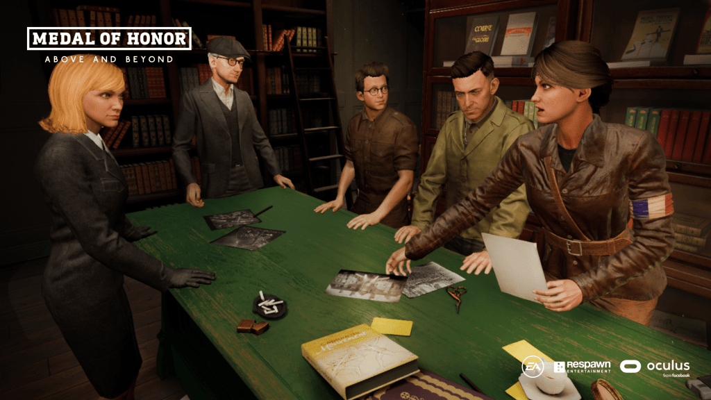 """Medal of Honor: Above and Beyond celebra i veterani  in """"The Gallery"""" Comunicati Stampa Videogames"""
