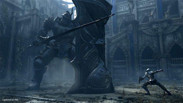 Demon's Souls: migliorati il roll e la gestione della telecamera News PS5 Videogames