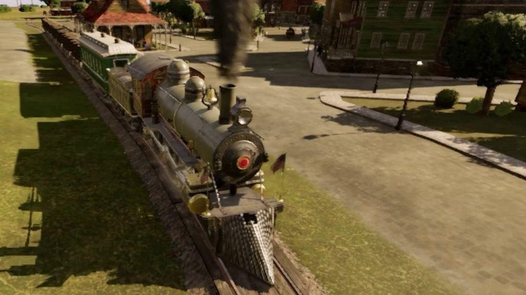 Railway Empire - Disponibili due DLC, Northern EuropeeDown Under, su Nintendo Switch! Comunicati Stampa Videogames