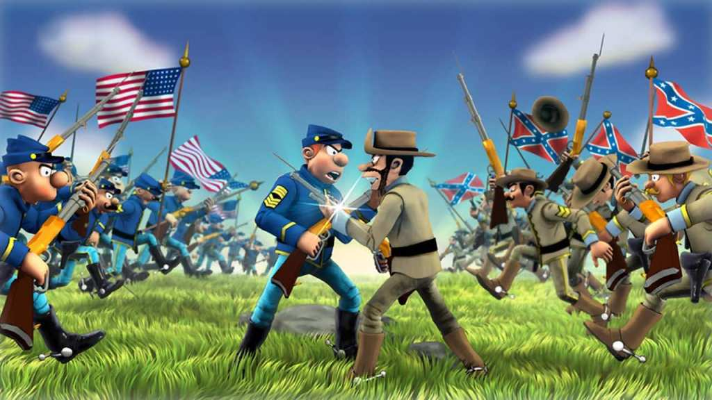 The Bluecoats: North & South è disponibile! PC PS4 SWITCH Videogames XBOX ONE